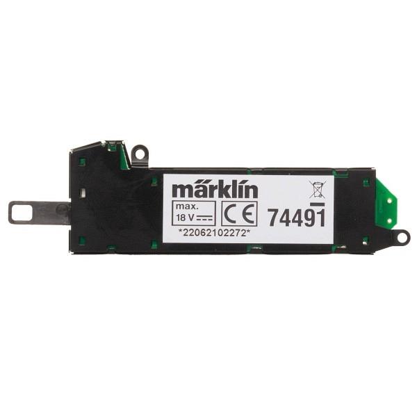 C-Gleis: Elektrischer Weichenantrieb