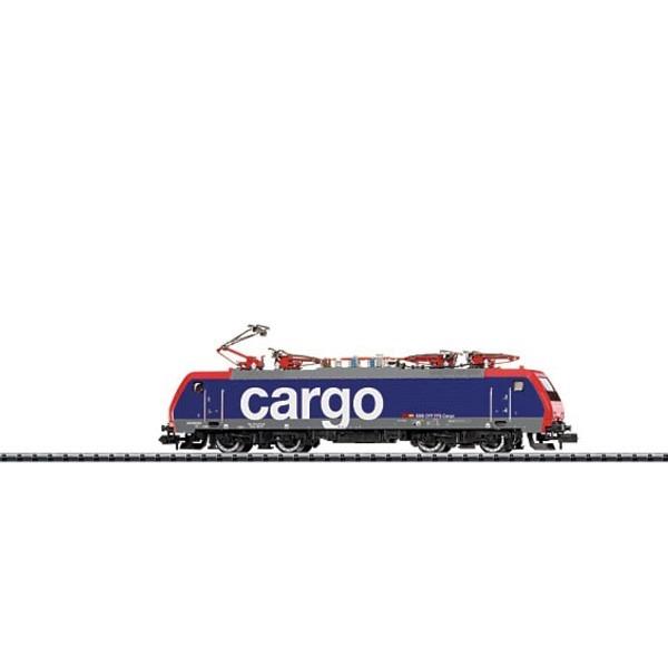 SBB Re 474 cargo.