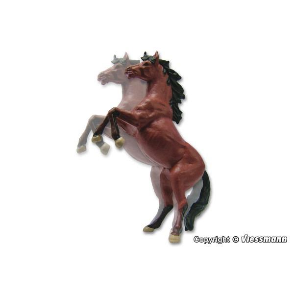 Aufbäumendes Pferd - mit Soundmodul Art, 5573 kombinierbar.