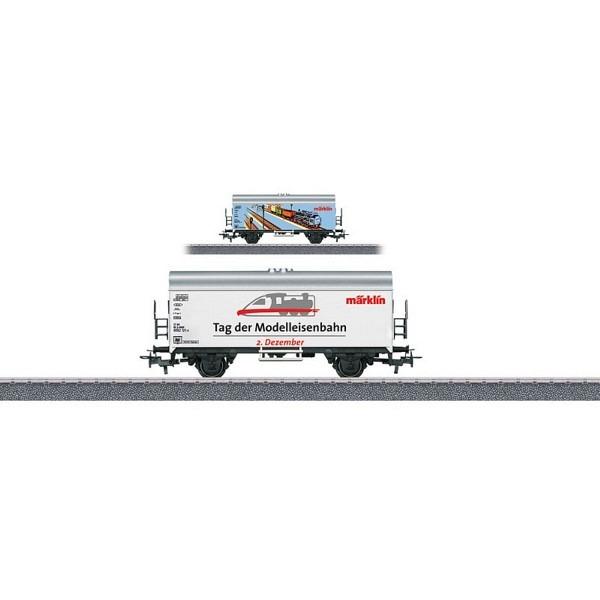 Kühlwagen - Internationaler Tag der Modelleisenbahn