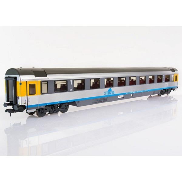 CIS Personenwagen Apm 61 1. Klasse, RIC CISALPINO - massstäbliche Länge