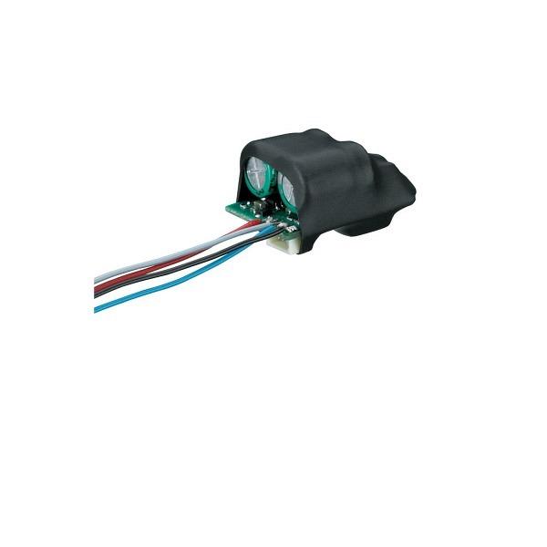 Pufferkondensator mit integrierter Ladeschaltung für mLD3 und mSD3.