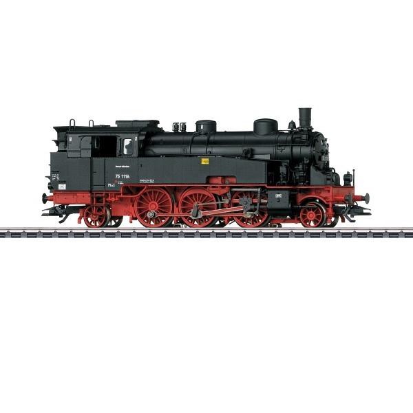 DR Dampflokomotive Baureihe 75.4
