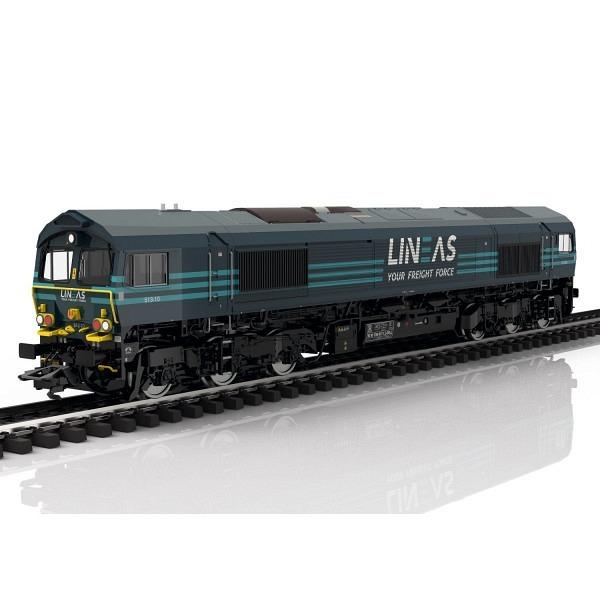 Diesellokomotive Class 66 der LINEAS Group