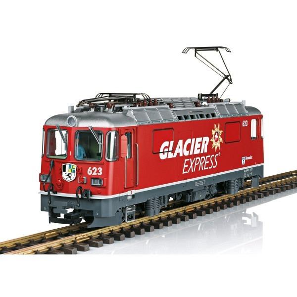 "RhB Elektrolokomotive Ge 4/4 II ""Glacier Express"" - Rückstand"