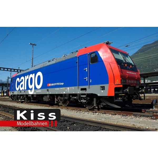 SBB Re 484 001 cargo - 4 Pantho SBB/DB/DB/SBB