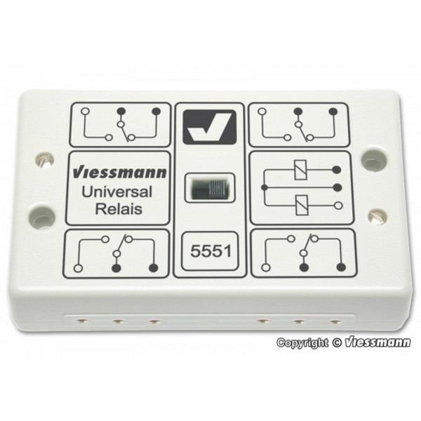 Universal-Relais 1 x 4UM
