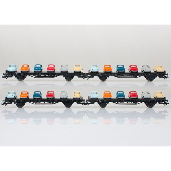 DB Autotransportwagen-Set